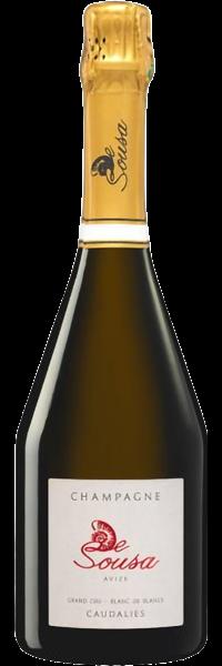 Champagne Cuvée des Caudalies Blanc de Blancs