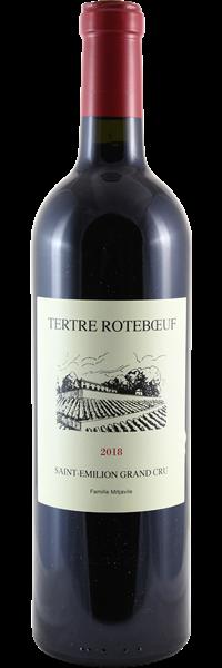 Château Tertre Roteboeuf 2018