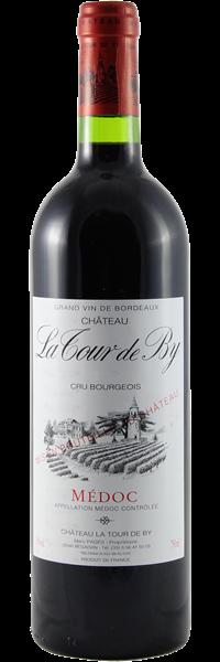 Château La Tour de By Médoc Cru Bourgeois 2018
