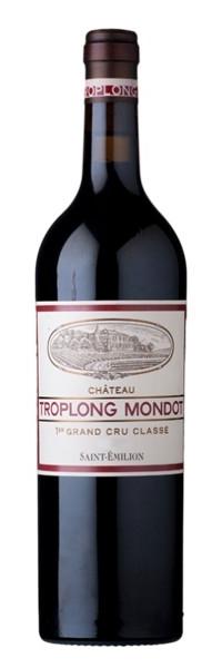 Château Troplong Mondot Saint-Emilion 1er Grand Cru Classé B 2015