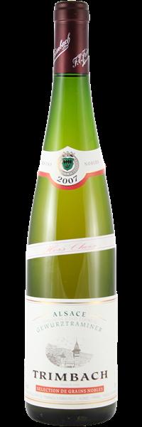 Alsace Gewurztraminer Sélection de Grains Nobles 2007