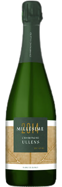 Champagne Blanc de Blancs Brut Nature Millésimé 2014