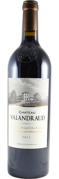 Château Valandraud 2017
