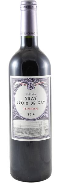 Château Vray Croix de Gay 2014