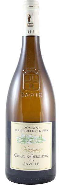Vin de Savoie Chignin Bergeron Harmonie 2018