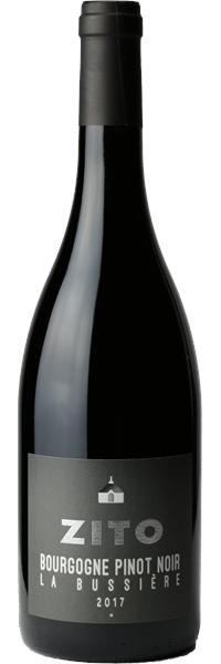 Bourgogne Pinot Noir La Bussière 2017