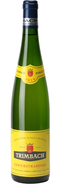 Alsace Gewurztraminer 2016