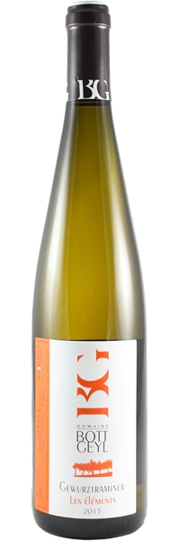 Alsace Gewurztraminer Les Elements 2015