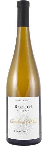 Alsace grand cru Rangen Pinot Gris Clos Saint-Théobald 2010