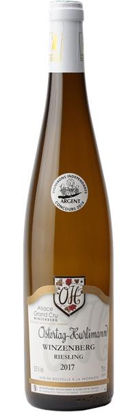 Alsace grand cru Winzenberg Riesling 2017
