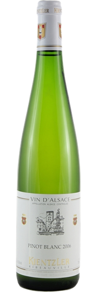 Alsace Pinot Blanc 2006