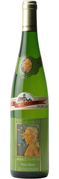 Alsace Pinot Blanc 2017