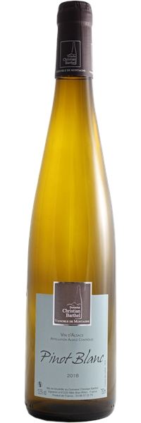 Alsace Pinot Blanc 2018