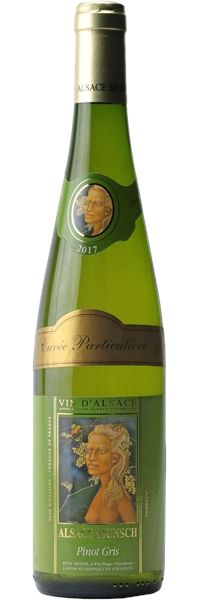 Alsace Pinot Gris Cuvée Particulière 2017
