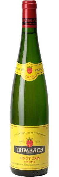 Alsace Pinot Gris Réserve 2016