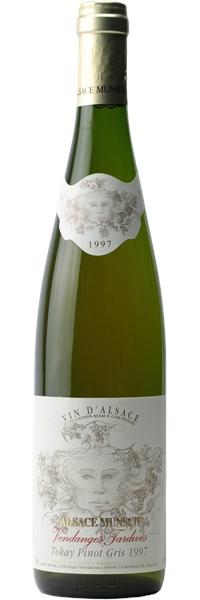 Alsace Pinot Gris Vendanges Tardives 1997