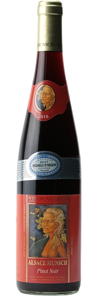 Alsace Pinot Noir 2016