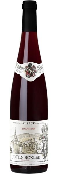 Alsace Pinot Noir 2019