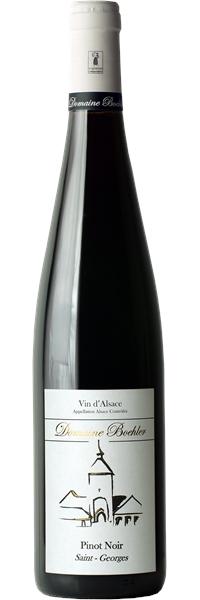 Alsace Pinot Noir St Georges 2019