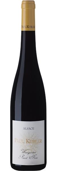 Alsace Pinot Noir Weingarten 2019