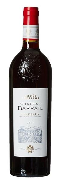 Château Barrail Cuvée Prestige 2014