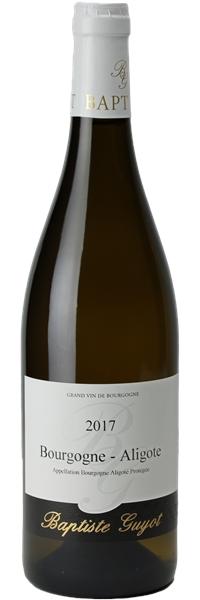 Bourgogne Aligoté 2017