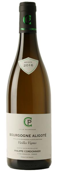 Bourgogne Aligoté Vieilles Vignes 2016