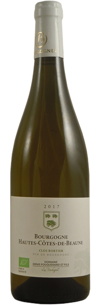 Bourgogne Hautes Côtes de Beaune Clos Bortier 2017
