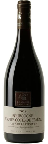 Bourgogne Hautes Côtes de Beaune Clos de la Pérrière 2016