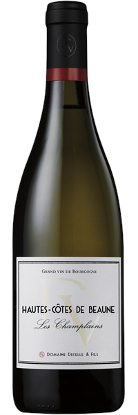 Bourgogne Hautes Côtes de Beaune Les Champlains 2018