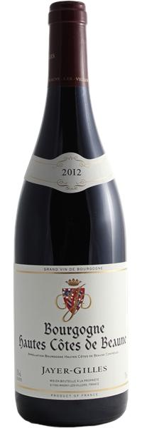 Bourgogne Hautes Côtes de Beaune 2012
