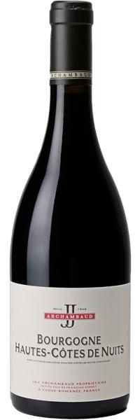Bourgogne Hautes Côtes de Nuits 2015