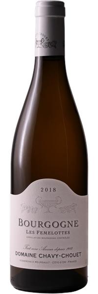Bourgogne Les Femelottes 2018