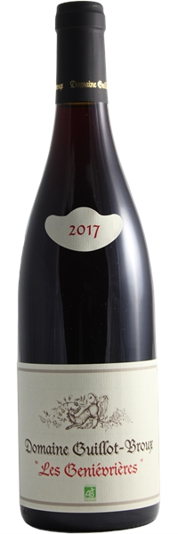 Bourgogne Les Genievrieres 2017
