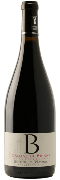 Brouilly Baronne 2013