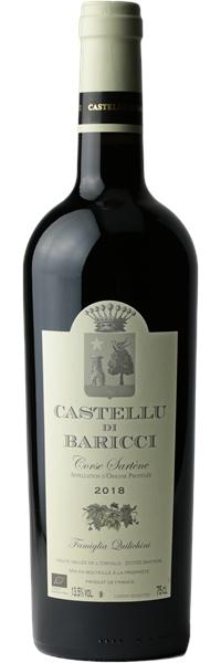 Castellu di Baricci Corse Sartène 2018
