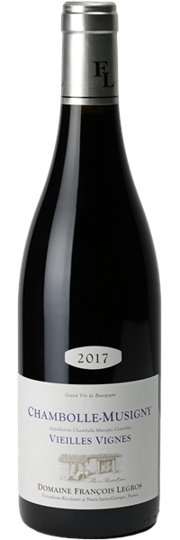 Chambolle-Musigny Vieilles Vignes 2017