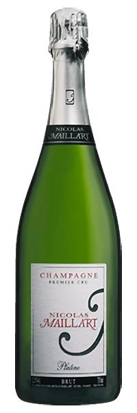 Champagne premier cru Brut Platine