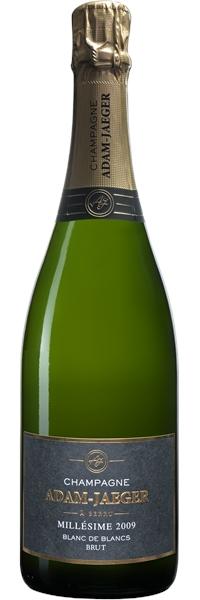 Champagne Blanc de Blancs Millésimé 2009