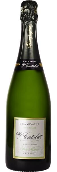 Champagne Blanc de Blancs Nature Zéro Dosage