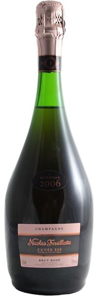 Champagne Brut Cuvée 225 2006