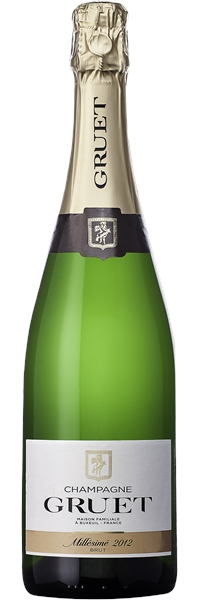 Champagne Brut Millésime 2012
