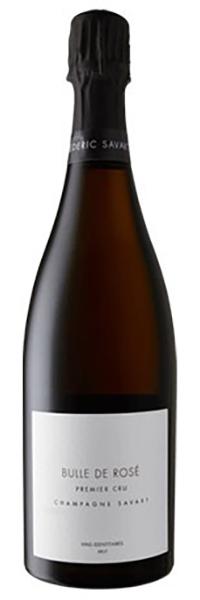 Champagne Bulle de Rosé Extra Brut