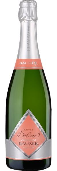 Champagne Cuvée Délicat's