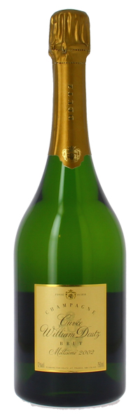 Champagne Cuvée William Deutz 2002