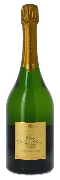 Champagne Cuvée William Deutz 2002