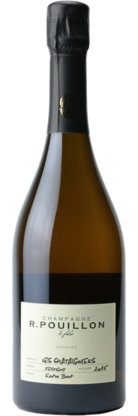 Champagne Extra Brut Les Chataigniers 2015
