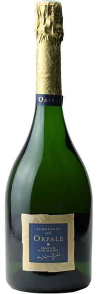 Champagne Grand Cru Blanc de Blancs cuvée Orpale 2002