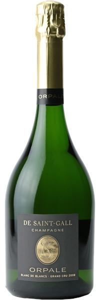 Champagne Grand Cru Blanc de Blancs cuvée Orpale 2008