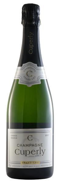 Champagne grand cru Brut Grande Réserve